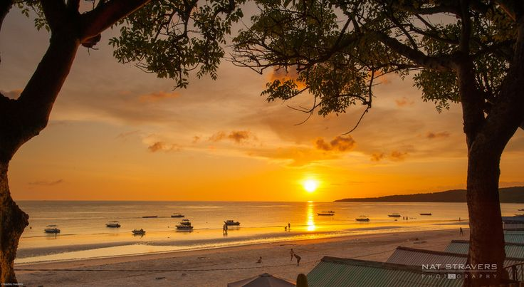 Tanjung Bira sunset by Nathalie Stravers on 500px