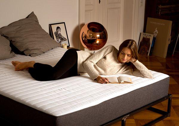 De Bruno matras is een matras van hoge kwaliteit met een modern design