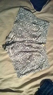 Nunui Size 8 Printed Pants