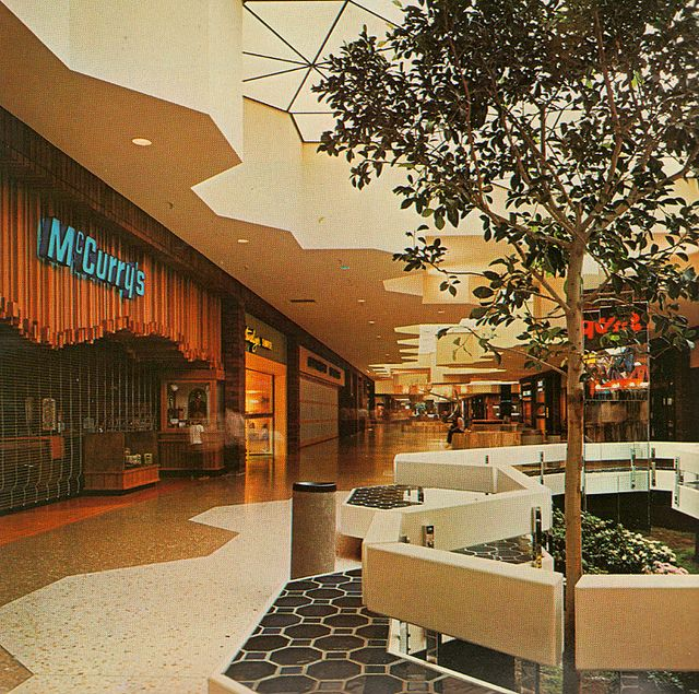 Best Mall Nostalgia Interiors Etc Images On Pinterest - Shopping malls america changed since 1989