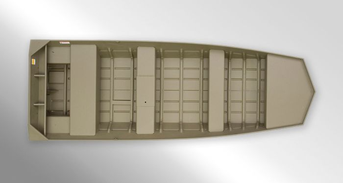 Lowe Boats - L1852MT Jon Riveted Jon Boat | Aluminum Jon Boat Company : 2013