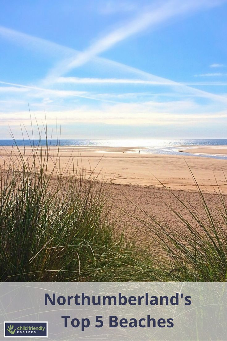 Northumberland has over 30 miles of beaches. Here is our list of our favourite family friendly ones, well worth a visit on your next family holiday in the area.