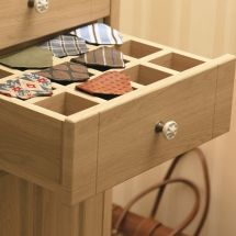 Tie Drawer - By BA Components