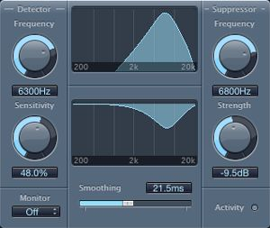 Use a de-esser to get rid of sibilance!  Learn how: http://ledgernote.com/columns/studio-recording/taming-sibilance-and-plosives/