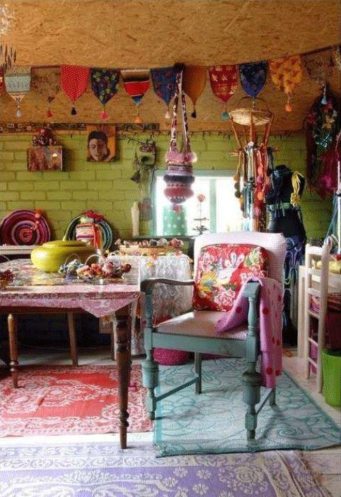 Les 85 meilleures images du tableau maison boh me sur for Decoration maison boheme
