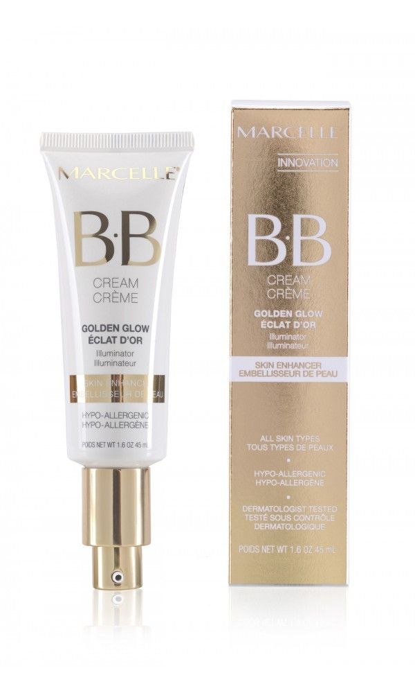 BB Cream Golden Radiance from Marcelle | Find more cruelty-free beauty @Quirkist |