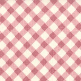 1864.11368 2835 12 Ooh La La Large Gingham Pink 2835 12 Moda