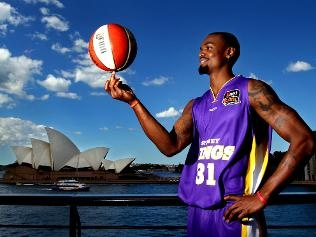 A Sydney Kings game