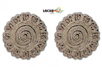 designer embroidered patch Style No: 010307 Price: Rs337.50
