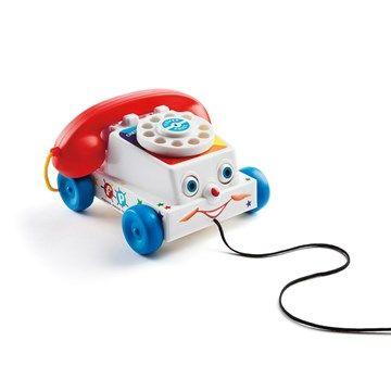 Téléphone vintage Fisher Price_ nature et découverte 19.95€