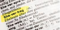 Eherecht. Ehevertrag: Tipps & Infos vom Anwalt beim JaTüpfelchen.