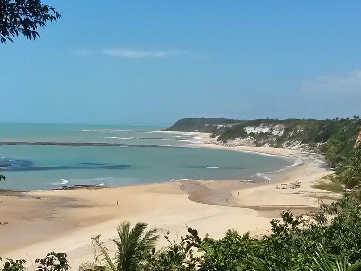 Praia do Espelho - Bahia!