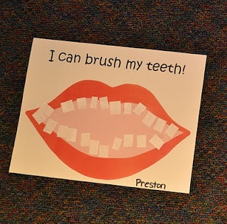 dental health lesson plan this has tons of cute activities that would be so fun to use to teach about dental health\