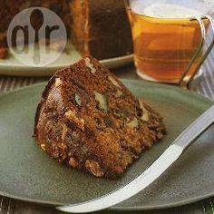 Date and walnut cake @ allrecipes.co.uk