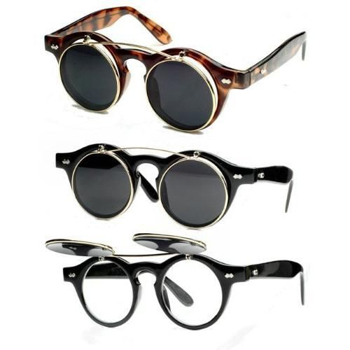"Love the tortoiseshell ""Dwayne Wayne"" glasses"