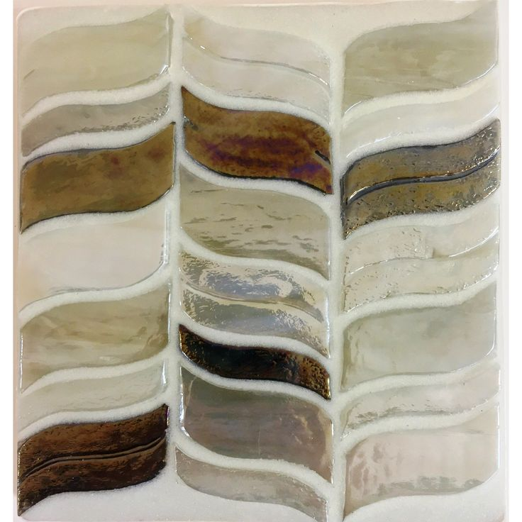 "Sheet size: 12"" x 12""     Tile Size: 1"" x 2""    Tile thickness: 1/4"" nominal       Grout Joints: 1/8""Sheet Mount: Plastic Face Mount"