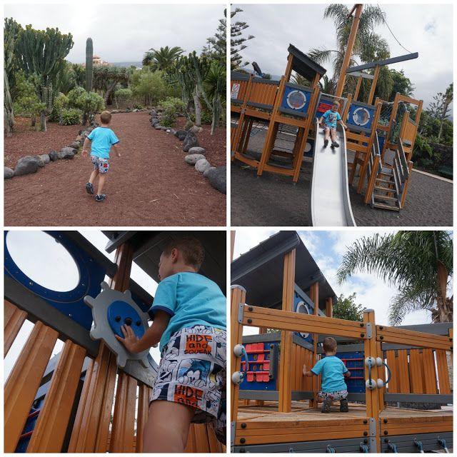 kreatywnyMaks: Place zabaw pod palmą :)