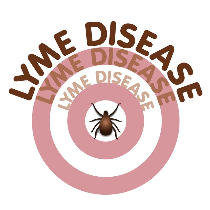 Lyme Disease, Tick, Bulls-eye Rash