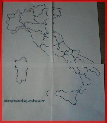 CIAO A TUTTI, COME VI HO DETTO IERI QUIL'ITALIA IN UN PUZZLE PER IMPARARE REGIONI E POSIZIONI (per quaderno)HO CREATO LA VERSIONE A PUZZLE DELL'ITALIA!!!! Veramente divertente oltre che edu…
