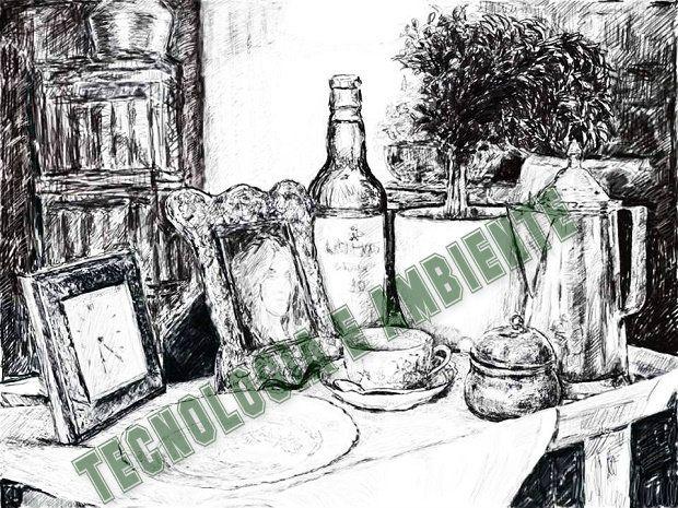 Un tavolo, nella psiche, rappresenta la vita familiare e di coppia ed è da collegarsi al senso di stabilità della famiglia, all'importanza attribuita al ...