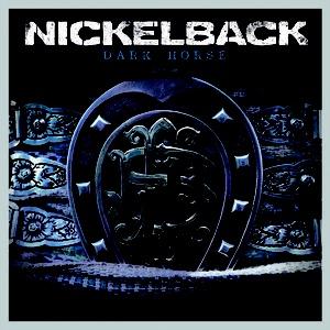 NICKELBACK High-quality Dark Horse cover.