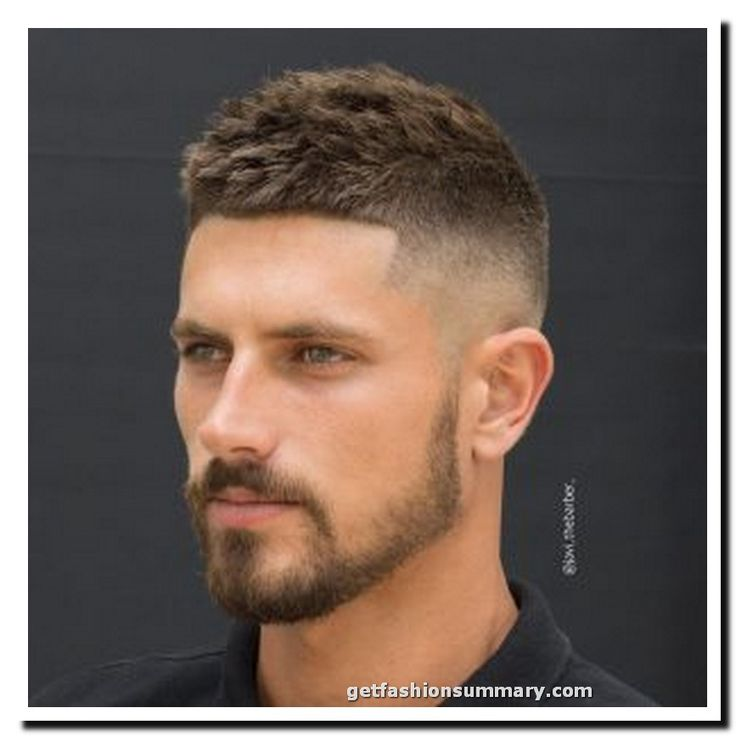 crazy short haircuts guys
