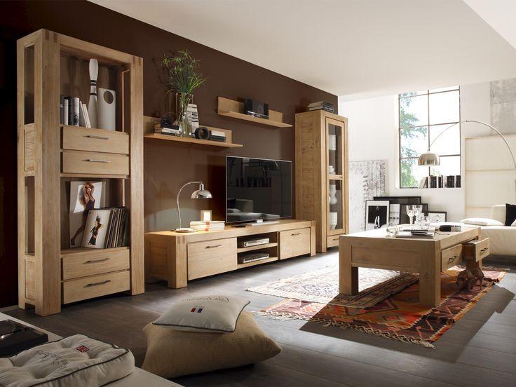 Die besten 25+ Tv wand pinie Ideen auf Pinterest Wand - raumgestaltung wohnzimmer braun