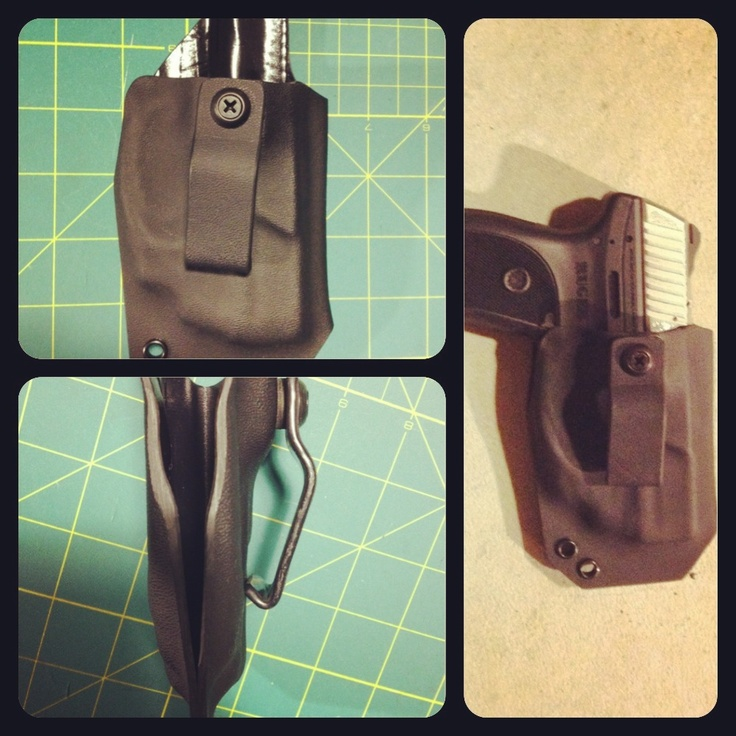 LC9 Holster for IWB