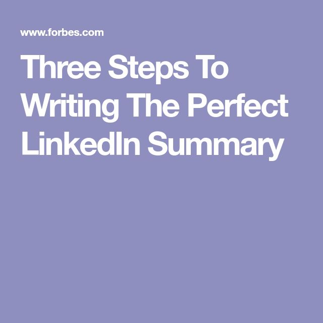 Best 25+ Linkedin summary ideas on Pinterest Job search, Job - linkedin resume search