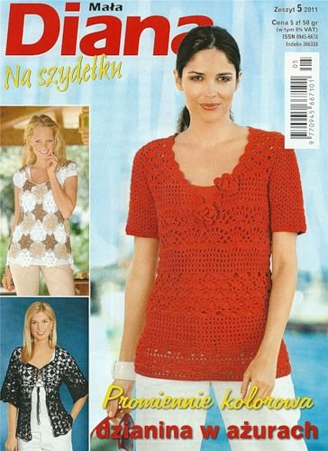 Mala Diana na szydetku - №5 - 2011