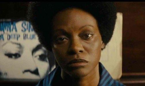Zoe Saldana suffers backlash over dark makeup in Nina Simone film trailer - http://www.thelivefeeds.com/zoe-saldana-suffers-backlash-over-dark-makeup-in-nina-simone-film-trailer/