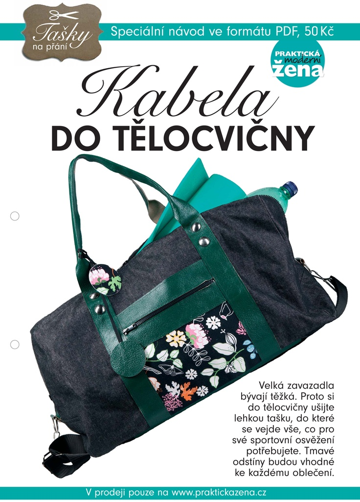 Kabela do tělocvičny | Bag to the gym