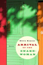 Until the end of February, Olive Senior's Arrival of the Snake Woman is on sale. Celebrate #BlackHistoryMonth with #books! Save 25%.