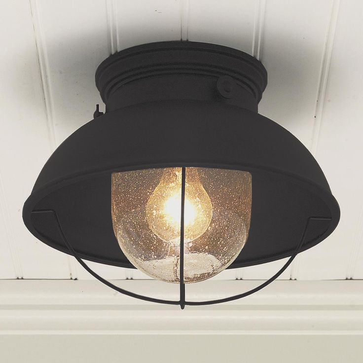Nantucket Ceiling Light 3 Colors