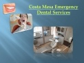 If you have an oral issue that needs surgical procedure, you have to take aid from qualified and expert costa mesa oral surgeon. They could put an end to the discomfort and remove the angering tooth in the process. There might be numerous explanations as to why you have to have dental surgery costa mesa and no matter what your personal medical diagnosis is, you could see a group of oral surgeons who have the capability and experience to get the job done.