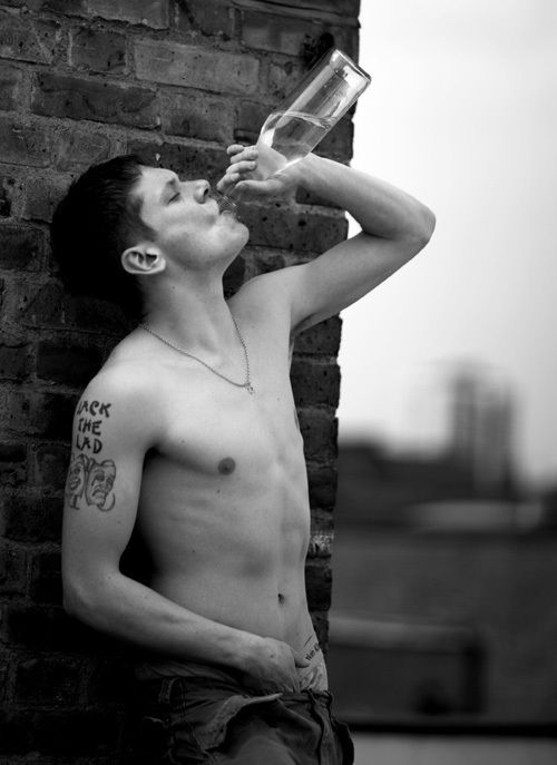 """""""They all come to the Cookie Monster in the end"""" - Jack O'Connell, Skins UK."""