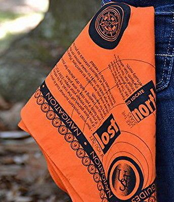 #Ultimate ust multi-purpose survival #bandana #w/survival tips,  View more on the LINK: 	http://www.zeppy.io/product/gb/2/281771601033/