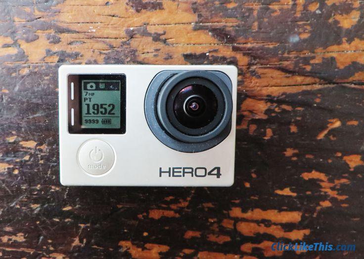 GoPro no SD error fix