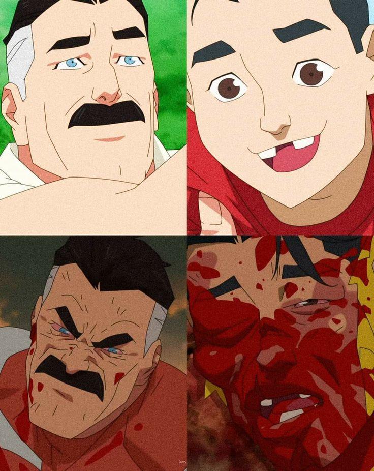 Mundo Superman, Batman Vs Superman, Invincible Comic, Best Superhero, Hypebeast Wallpaper, Anime Expressions, Image Comics, Dark Horse, Cool Artwork