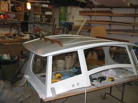 building a hard dodger for sailboat - Google Search | boat designs | Sailboat interior, Small ...