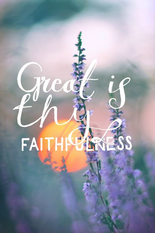 I will sing of the mercies of the Lord for ever: with my mouth will I make known thy faithfulness to all generations. (Psalm 89:1 KJVA)