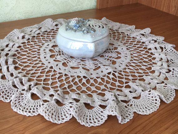 Вязание крючком салфетка узор кухня декор кружевом . Волокна искусство, декор вазы, салфетки для кухни украшение стола, ажурная салфетка крючком .