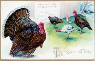 Thanksgiving Puzzles - Free Puzzles and Word Games