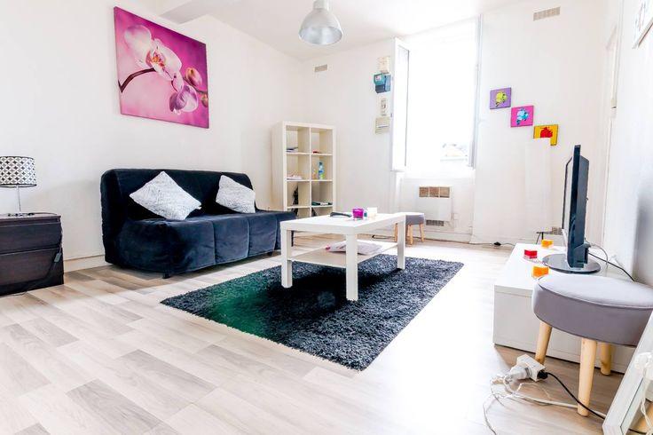 60 best annonces vendre et louer images on pinterest toulouse apartments and bedrooms - Appartement a louer meuble toulouse ...