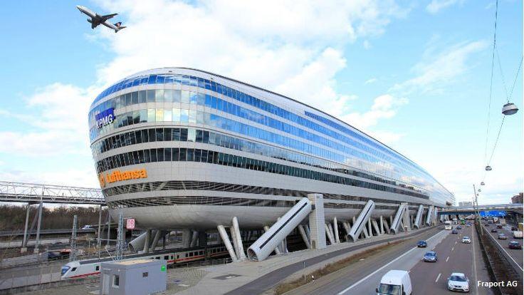 Frankfurt Airport 31.1.