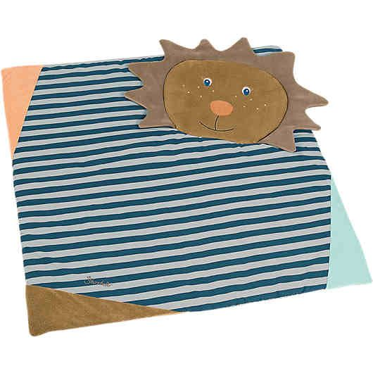 Krabbeldecke Leo, 100 x 100 cm, Sterntaler | myToys