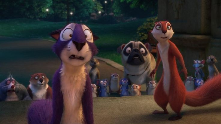 Watch The Nut Job 2: Nutty by Nature (2017) Full Movie Download