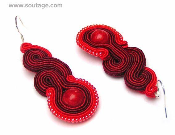 Red Roses to kolczyki powstałe na zamówienie społeczne. Zwyczajnie mnóstwo ludzi pyta mnie czerwone kolczyki w ofercie. Te są czerwone do...