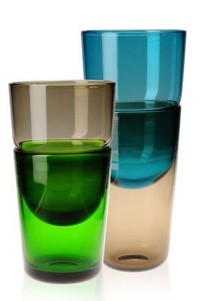 Drinking Glasses │Vasos - #DrinkingGlasses - #Tumblers
