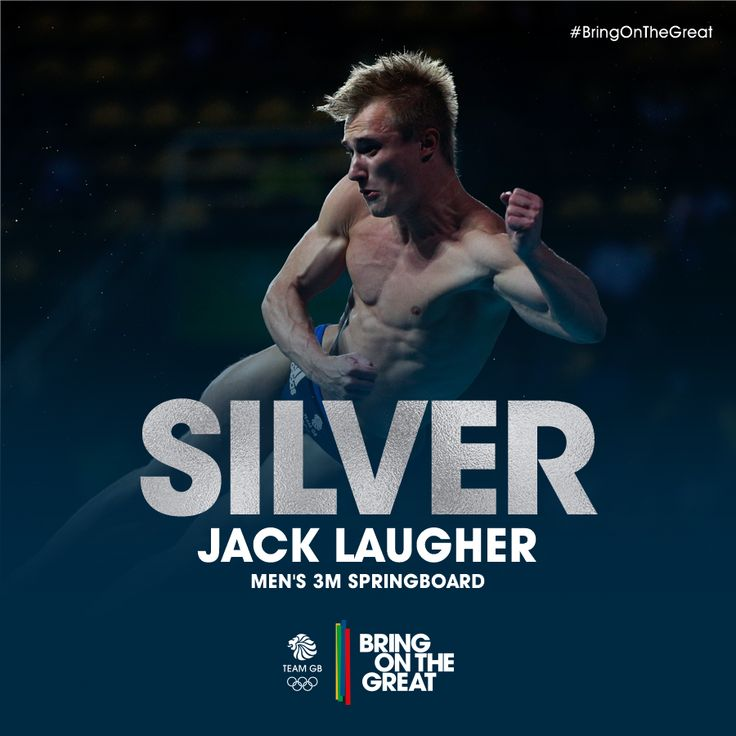 Stupendous diving sees  Jack Laugher win Silver in 3m springboard